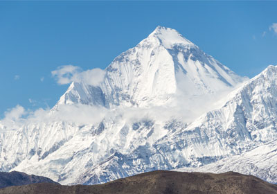 Mt. Dhaulagiri expedition (8167m)