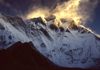 Mt. Lhotse expedition (8516m)