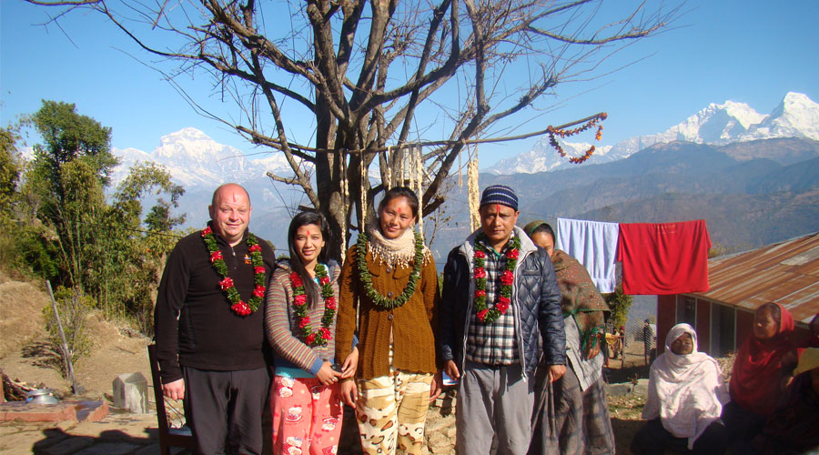 Nature, Cultural & Project in the Himalaya
