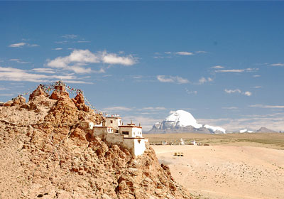 Around mount Kailash Trekking