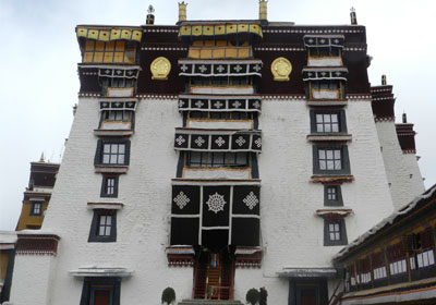 Lhasa Memories in Tibet